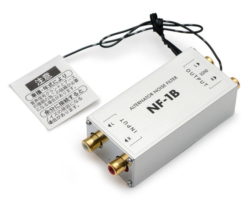 Автомобильный шумоподавитель для аудиосистем MDA-NF-1B