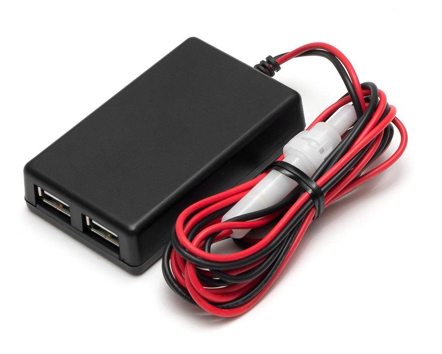 Адаптер питания USB - DC 12V to 5V MDA-UCH3D