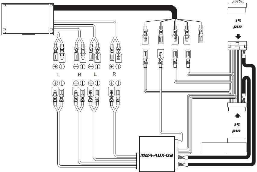 Схема MDA-AOX-02