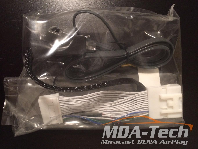 Разблокировка DVD модуль MDA-TVK-66EP