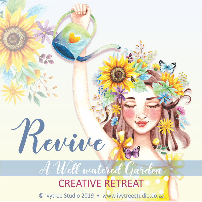 191/CR/1 - Creative Retreat - Revive (Early bird discount extended to 27 April '19)