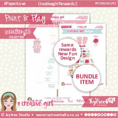 19/CG/R/2 - #Creativegirl REWARDS 2