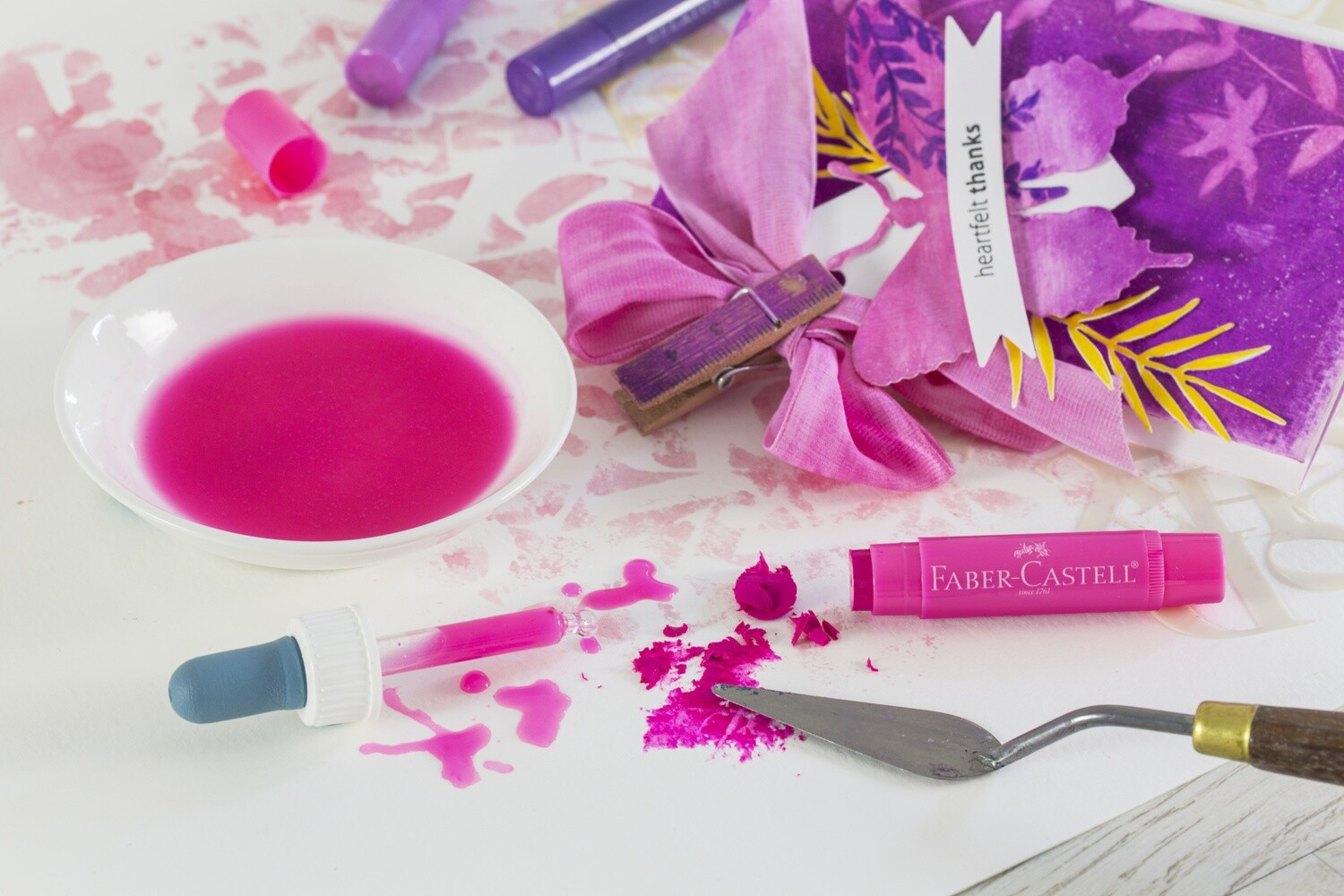 Artful Ways Product Showcase day with Faber Castell and Ivytree Studio 28 March 2020, 9:30-12:30 AM