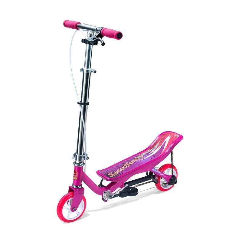 SpaceScooter Junior pink