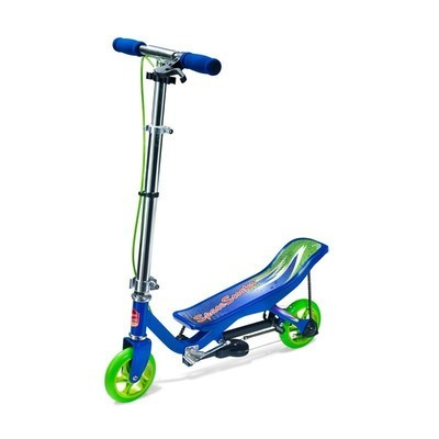 SpaceScooter Junior blau