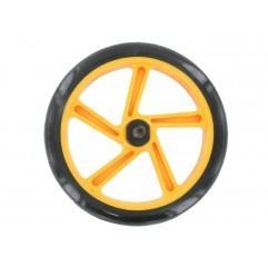 Ersatz Hinterrad mit Achse 580 orange