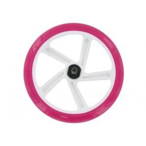Ersatz Hinterrad mit Achse 580 pink