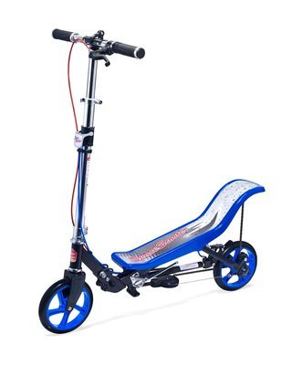 SpaceScooter Deluxe X590 Blau