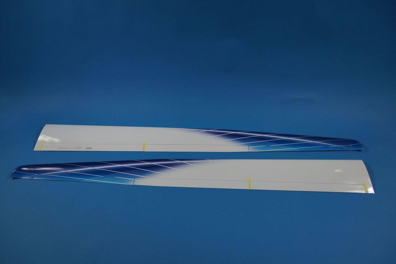 Flächen Alpina 4001 Champ Design Blue Curacao