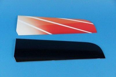 Höhenleitwerk Alpina 4001 Segler Design Tequila Sunrise