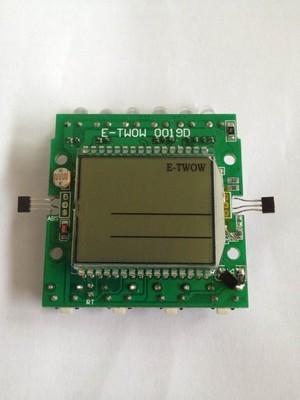LCD Display für Booster und Eco