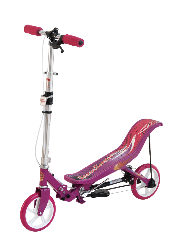 SpaceScooter pink