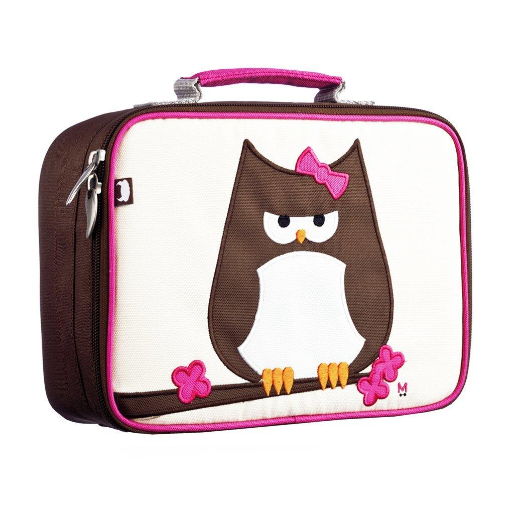 Beatrix NY Lunch Box Bag: Papar the Owl