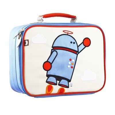 Beatrix NY Lunch Box Bag: Alexander the Robot