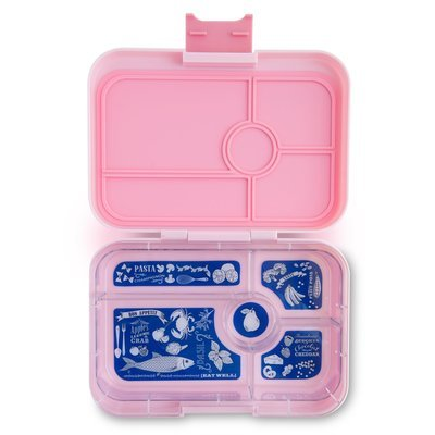 Almafi Pink - 5 Compartments