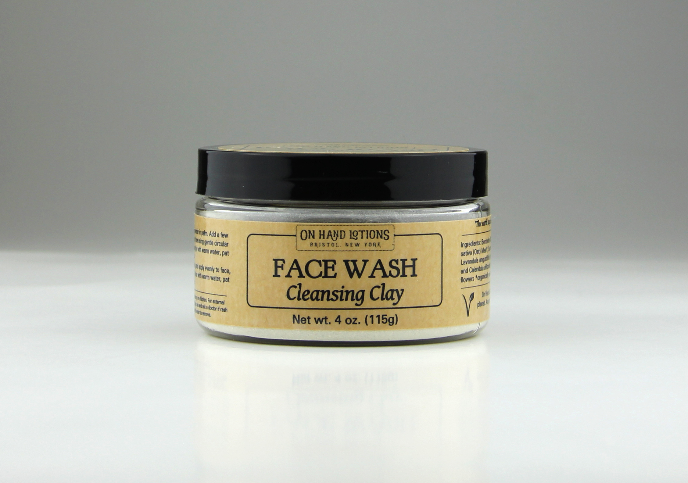 Cleansing Clay Face Wash & Mask 00580