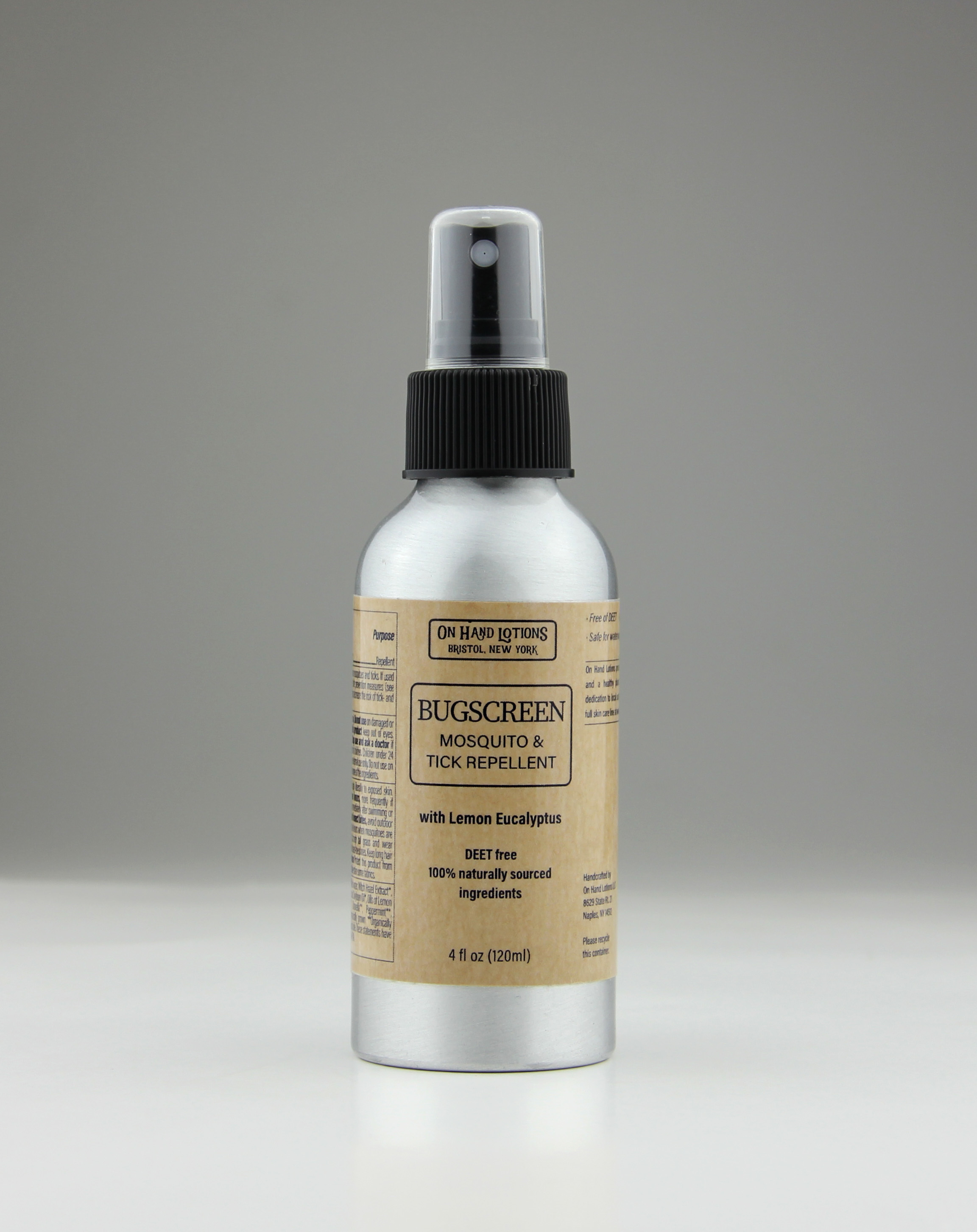 Bugscreen Repellent Spray 00631