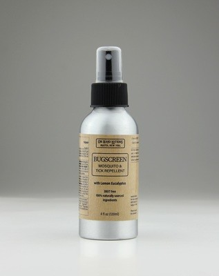 Bugscreen Repellent Spray - 4 pack - Wholesale