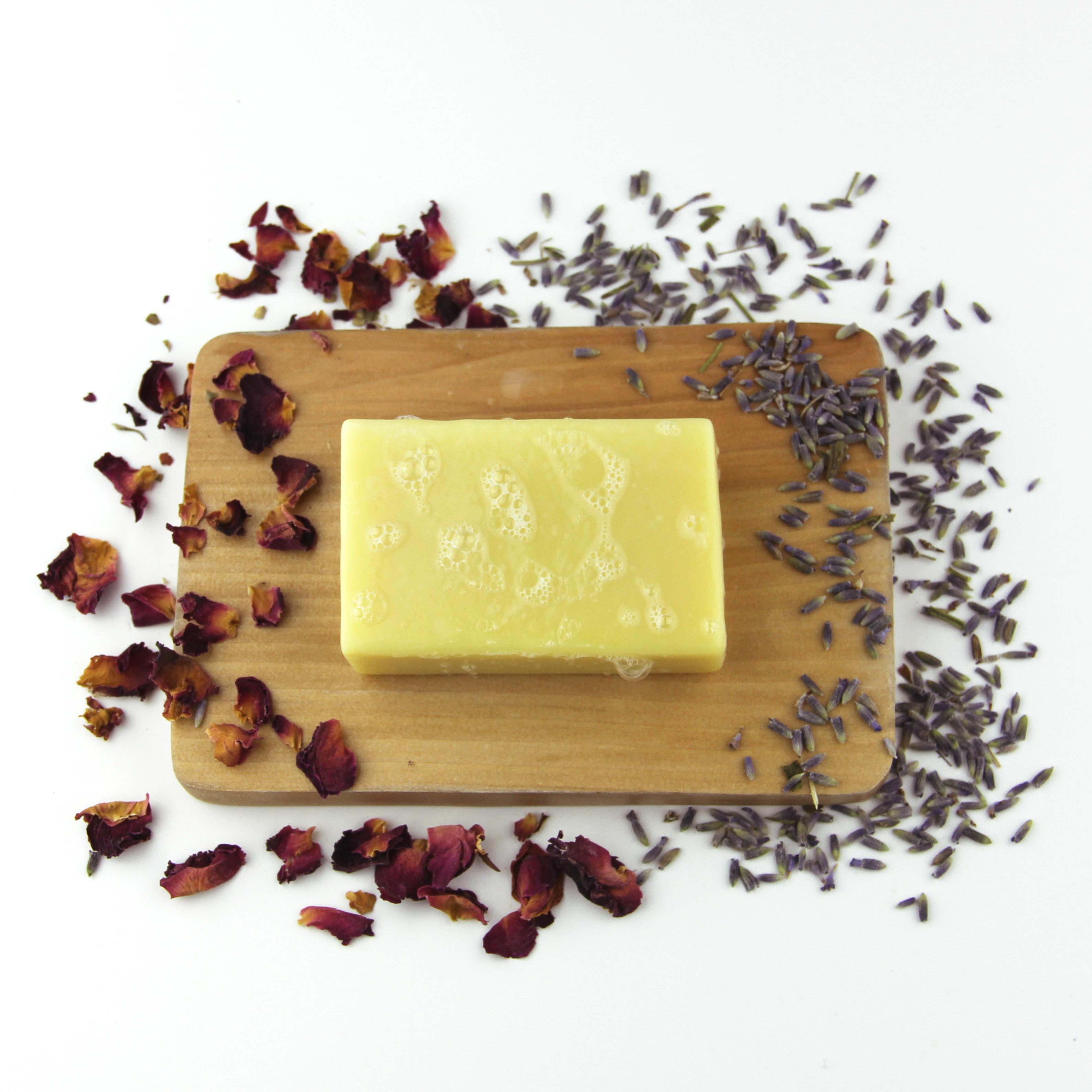 Soap & Shampoo Bars 01970