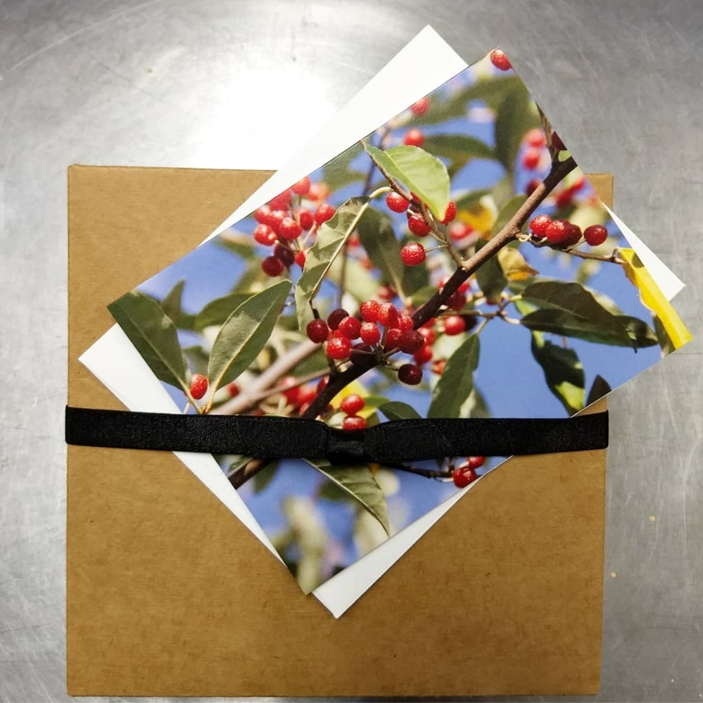 Add a Gift Packaging + Card
