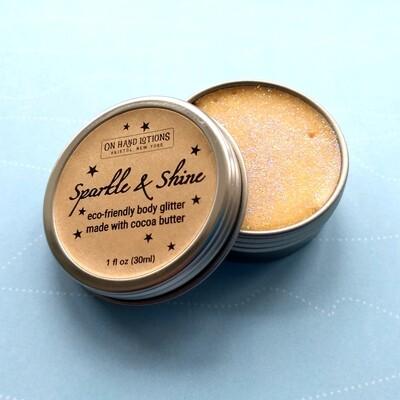 Sparkle & Shine Body Glitter - 4 pack - Wholesale