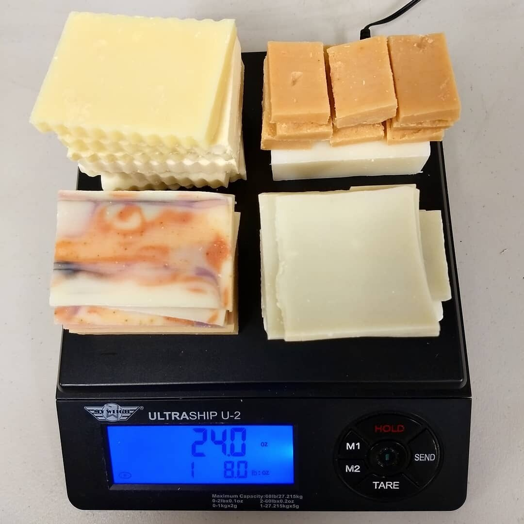 Scrappy Soap Saver Set ($76 value!)