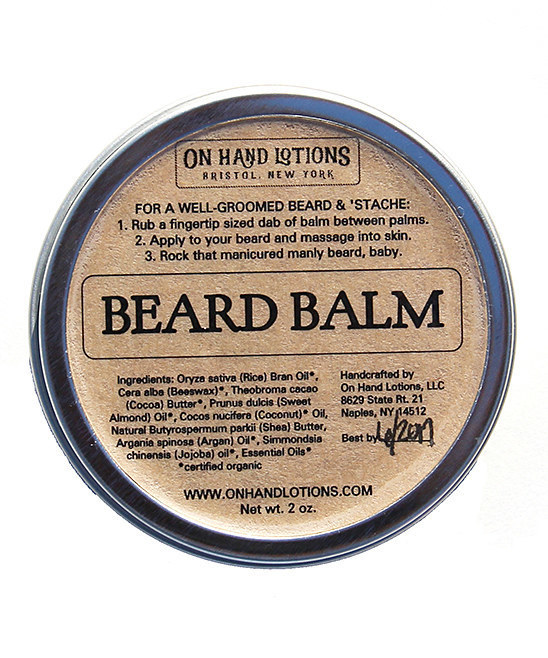 Beard Balm (Original and Unscented) 00522
