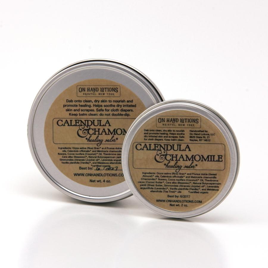 Calendula & Chamomile Salve 00014