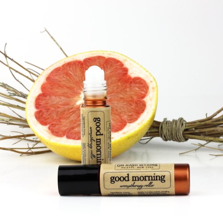 Good Morning Aromatherapy Roller