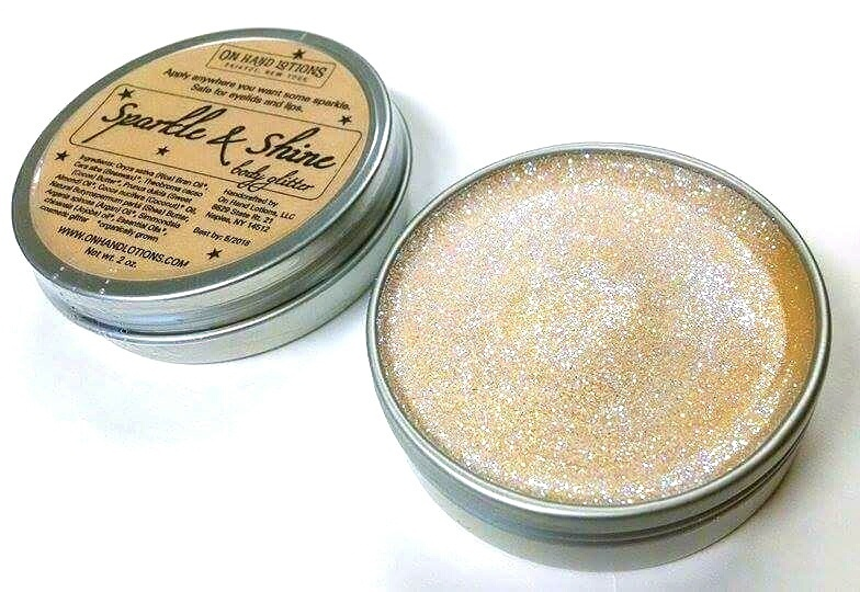 Sparkle & Shine Body Glitter