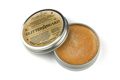 GLITTER BEARD - 4 pack - Wholesale