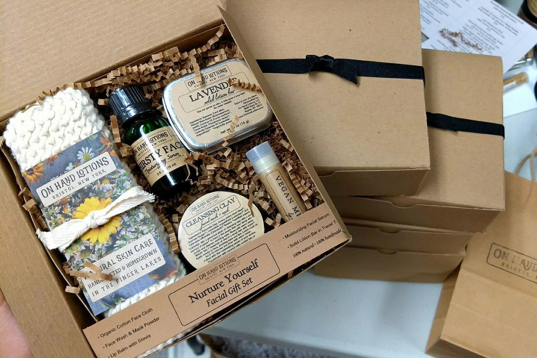 Mix & Match: Nurture Yourself Gift Box 01957