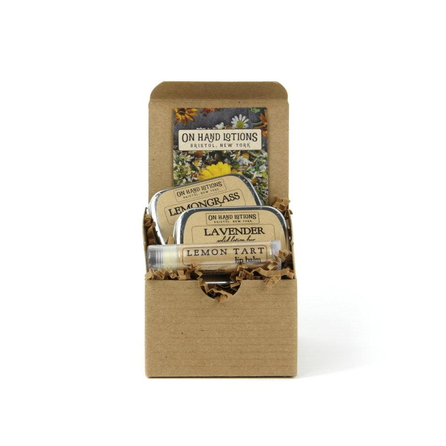 Mix & Match: Lotions & Lips Gift Set 00019
