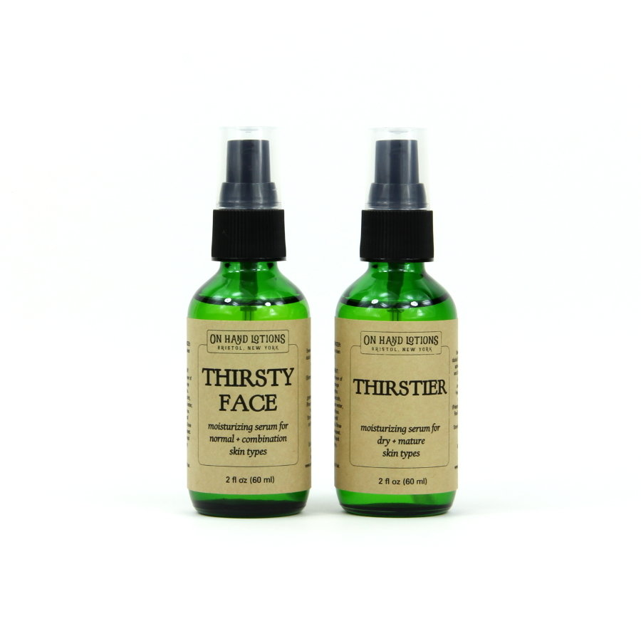 THIRSTIER Facial Serum for Dry Skin