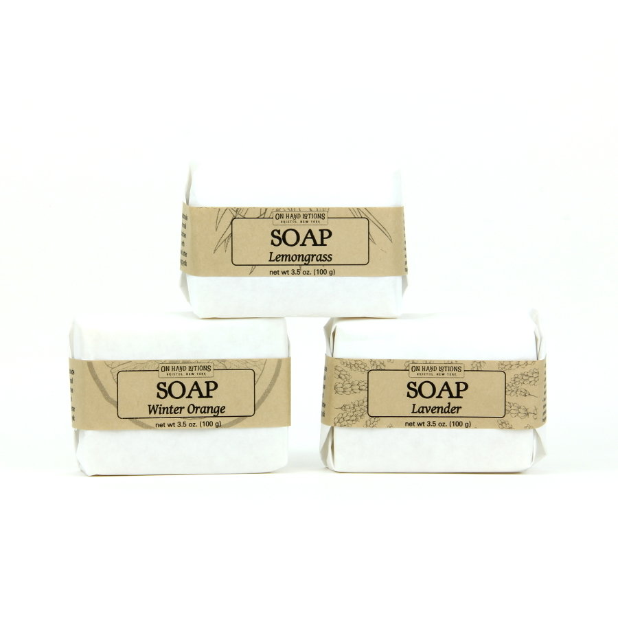 Natural Bar Soap 01964