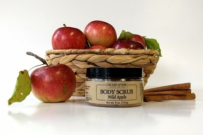 Premium Body Scrubs