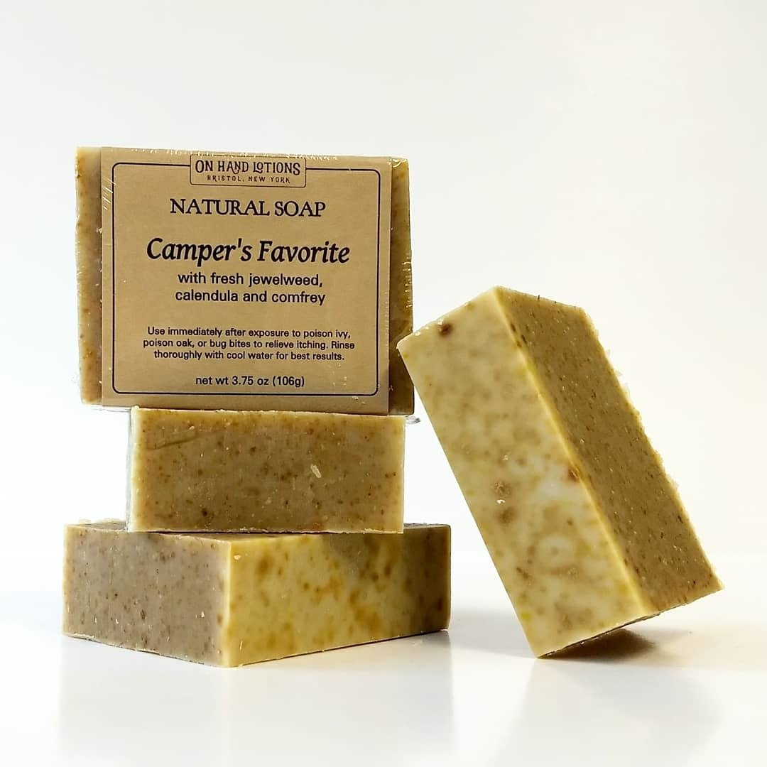 Camper's Favorite: Jewelweed Soap 01974