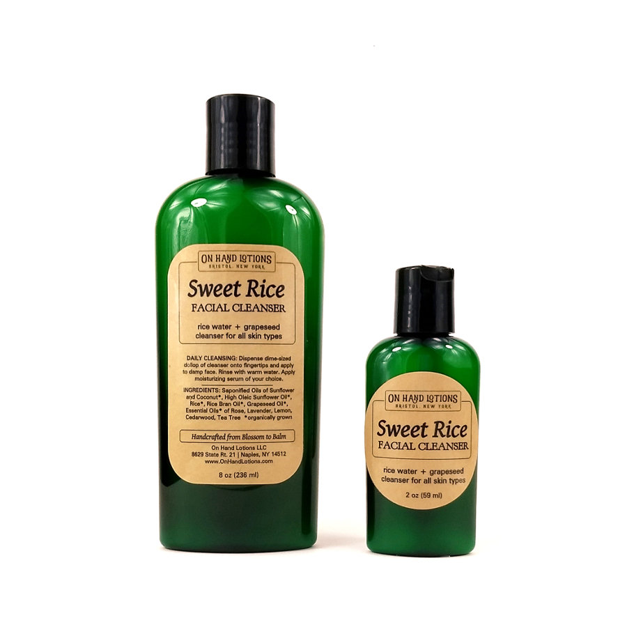 Sweet Rice Facial Cleanser 01963