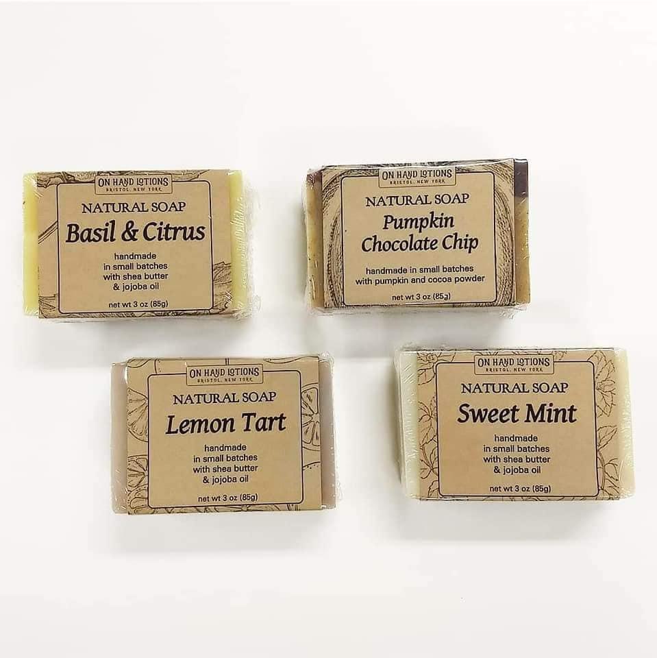 Soap & Shampoo Bars 01964