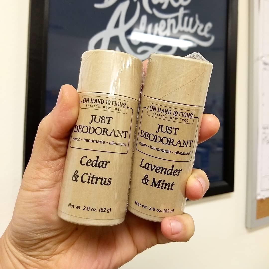 """""""Just Deodorant"""" Vegan Deodorant Stick"""