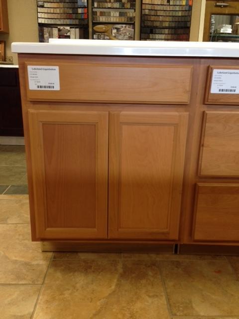 """Wheat Vanity Sink Base 24"""" 750245"""