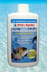 AquaCleanse Tap Water Detoxifier for Freshwater, 2 oz.