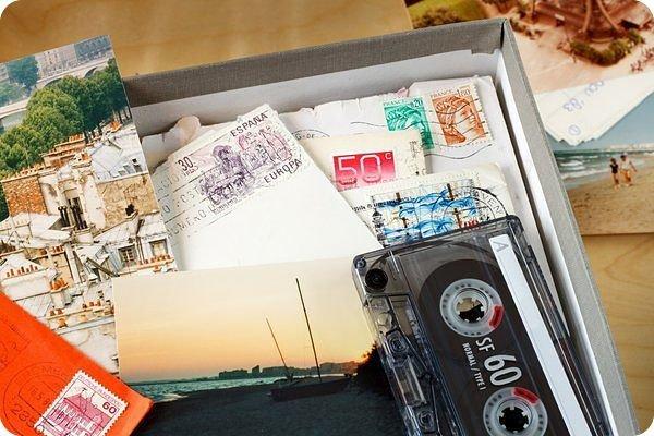 MEMORY BOX: СУНДУК ВОСПОМИНАНИЙ ВМ43РМ27ПД8