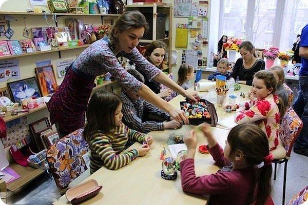 ТВОРЧЕСКИЙ МАСТЕР-КЛАСС / СЮРПРИЗ