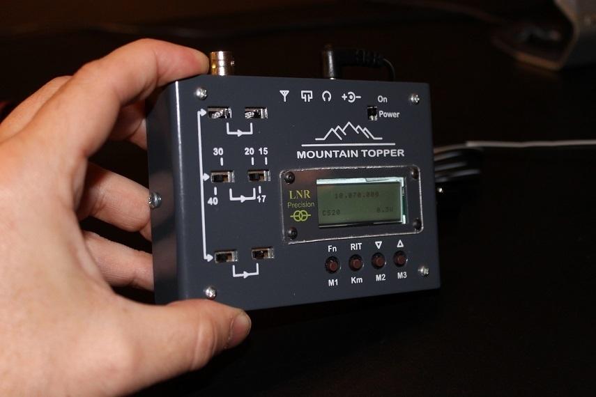 MTR5B Mountain Topper - Modified Kit Version