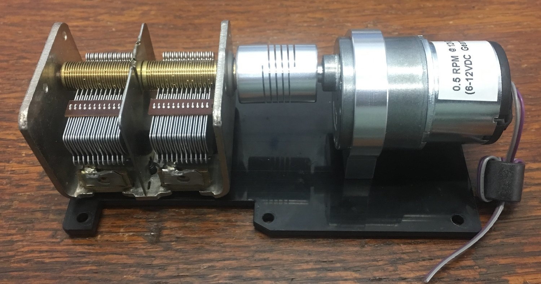 W4OP Loop Antenna (Remote Tuning)