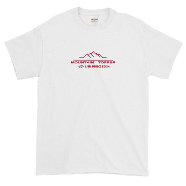 Mountain Topper Short sleeve t-shirt 00079