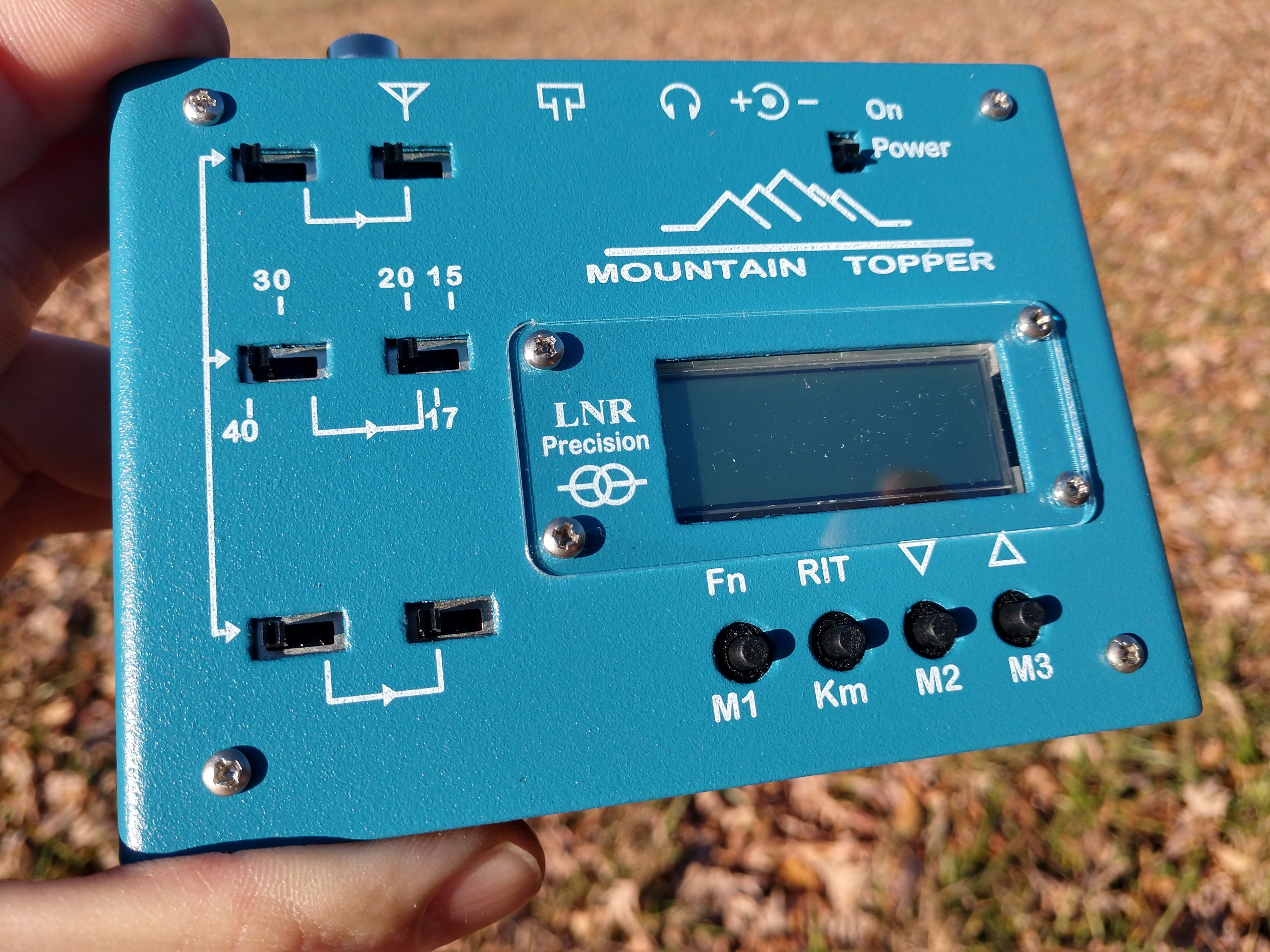 MTR5B Mountain Topper - Modified Kit Version 00059