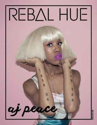 REBAL HUE Magazine   #1-Fall 2014 Online Copy