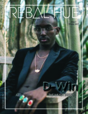 REBAL HUE Magazine | #3-Winter Issue 2017 Online Copy